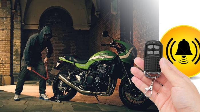 Moto alarme Motofix